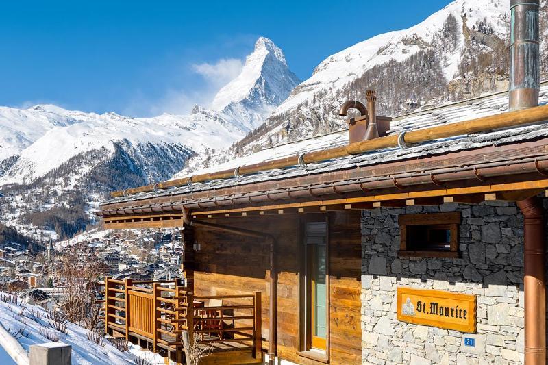 Chalet Maurice, Sleeps 12 - Image 1 - Zermatt - rentals