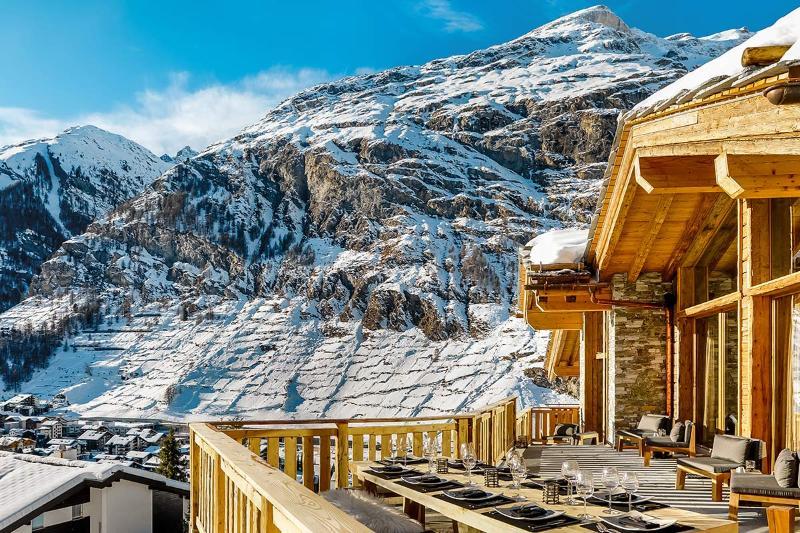Chalet Les Anges, Sleeps 14 - Image 1 - Zermatt - rentals