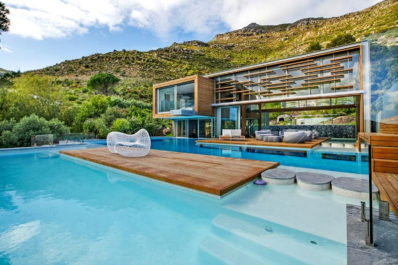 The Spa House, Sleeps 6 - Image 1 - Hout Bay - rentals