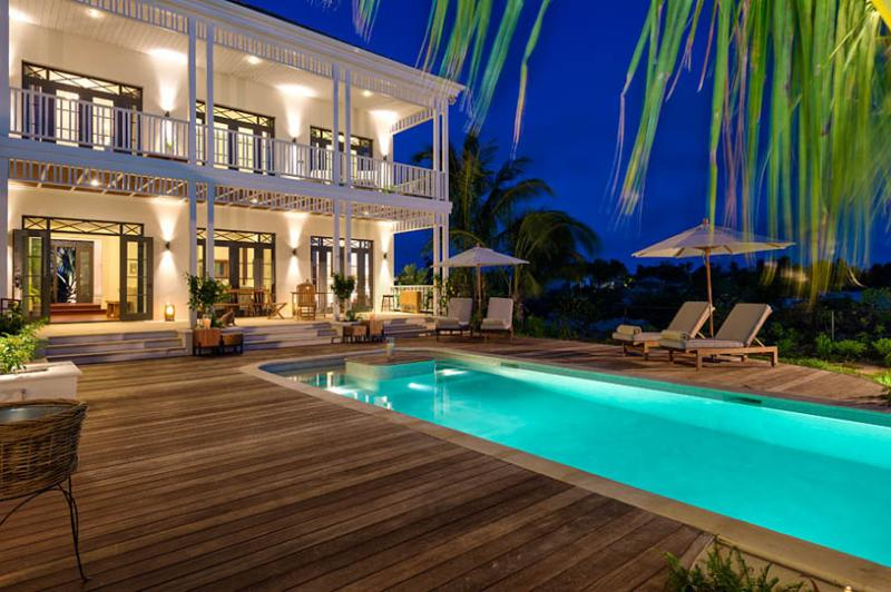Saving Grace, Sleeps 8 - Image 1 - Grace Bay - rentals