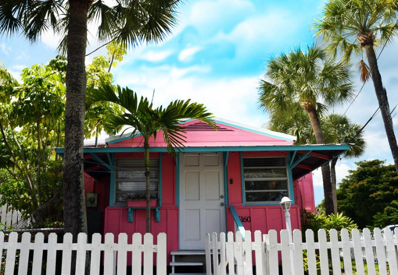 Pink Mango Patio Cottage - Image 1 - Siesta Key - rentals