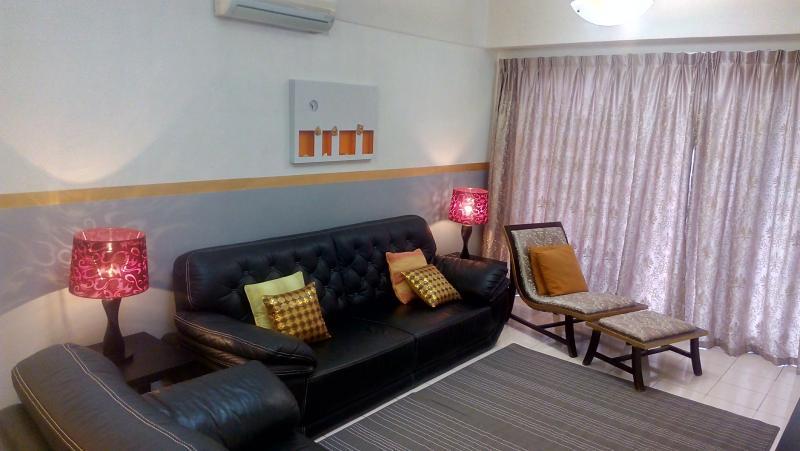 3R2B Living Room - Harta8 3 BedRoom Bukit Bintang KL CityCentre - Kuala Lumpur - rentals