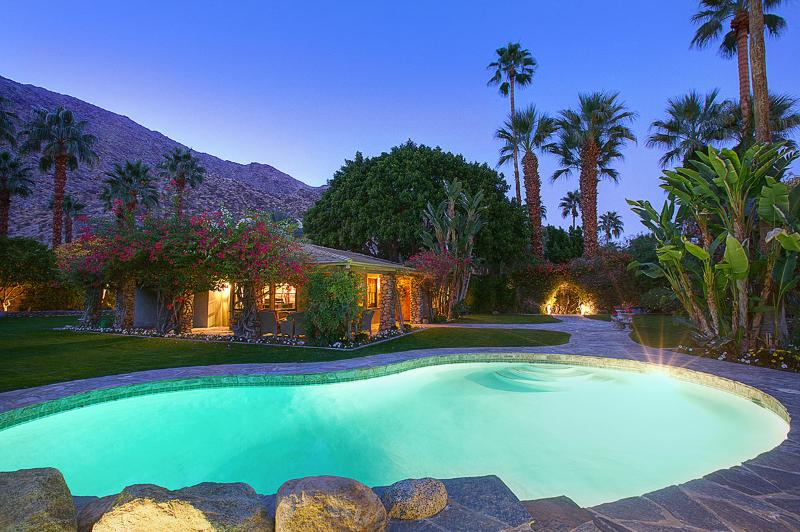 Rose Cottage, Sleeps 7 - Image 1 - Palm Springs - rentals