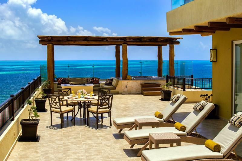 3BR Penthouse at Villa Del Palmar, Sleeps 6 - Image 1 - Cancun - rentals