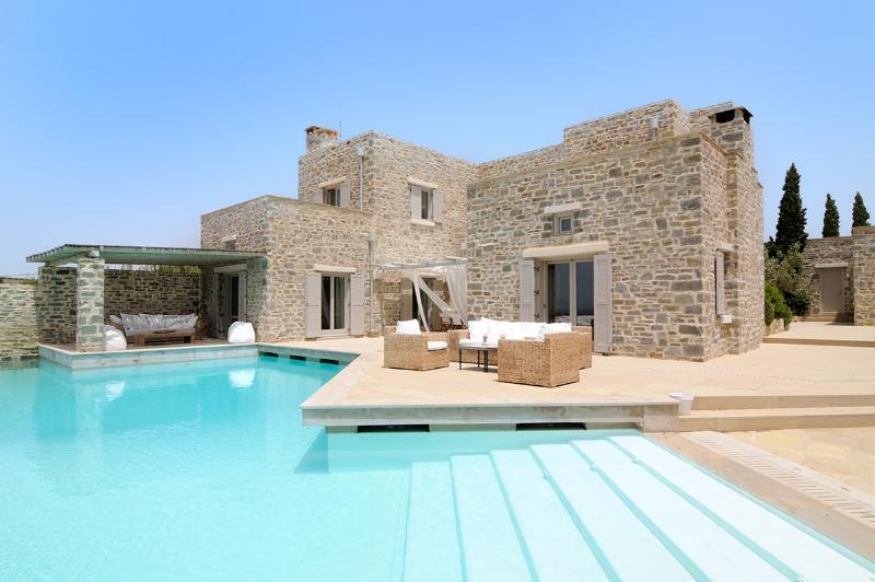 Villa Earvin, Sleeps 12 - Image 1 - Aliki - rentals