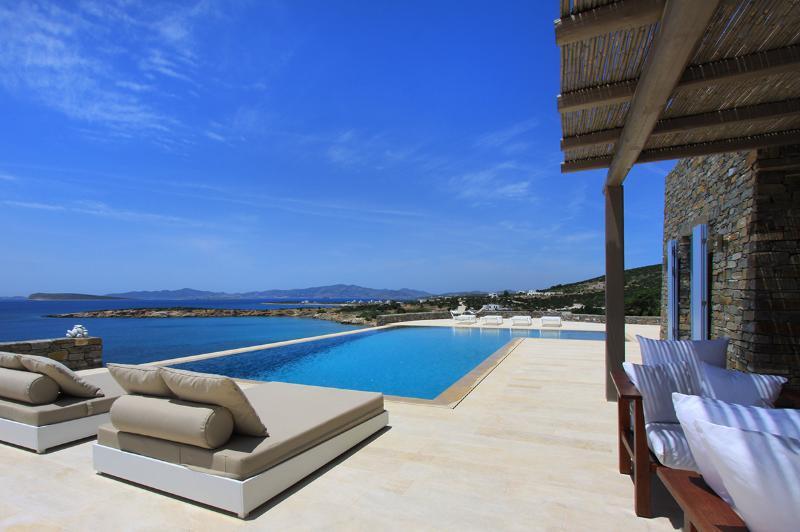 Villa Agassi, Sleeps 12 - Image 1 - Aliki - rentals