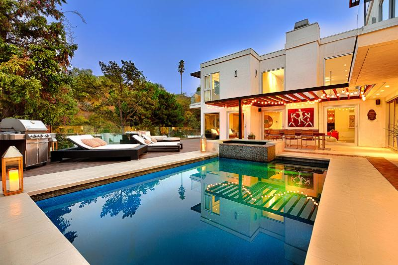 Hollywood Hills Contemporary, Sleeps 10 - Image 1 - Los Angeles - rentals