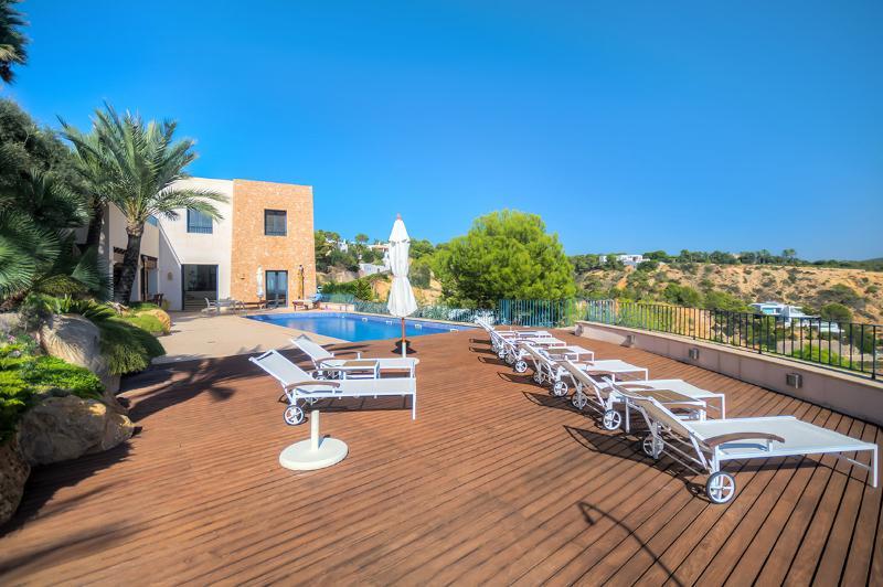 Villa Vista, Sleeps 12 - Image 1 - Ibiza - rentals