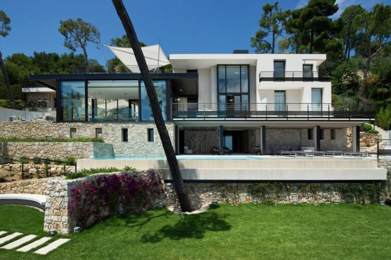 Villa The View, Sleeps 10 - Image 1 - Villefranche-sur-Mer - rentals