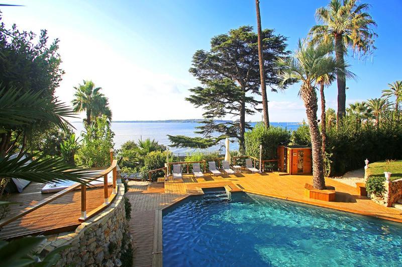 Villa La Magnifique, Sleeps 16 - Image 1 - Cannes - rentals