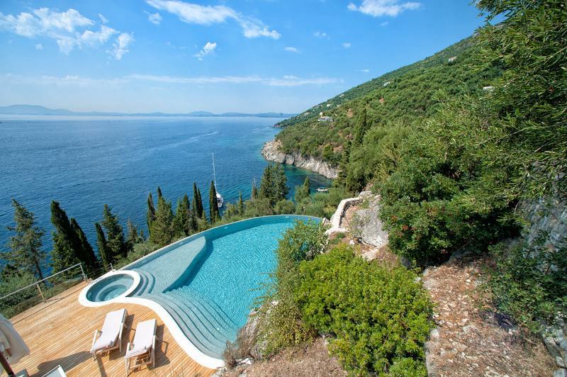 Villa Gatti, Sleeps 8 - Image 1 - Kassiopi - rentals