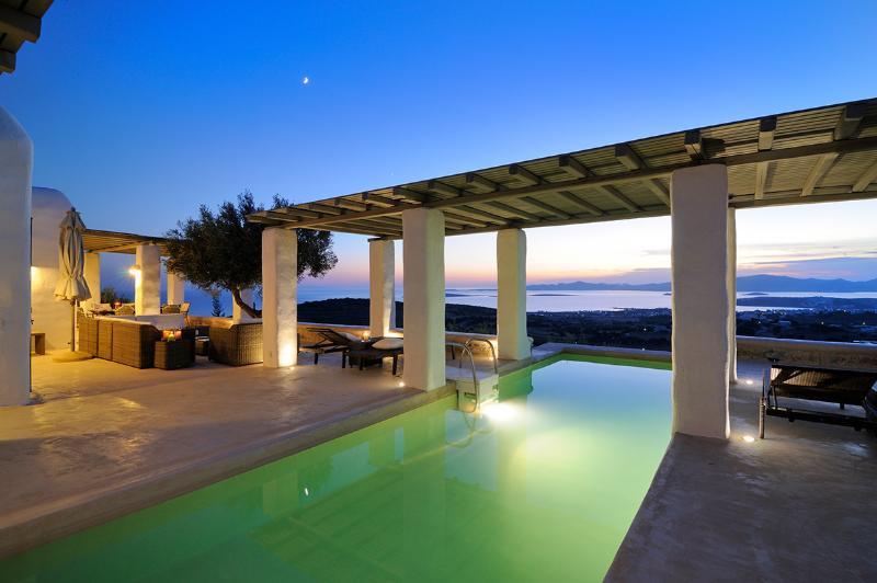 Villa Sullivan, Sleeps 10 - Image 1 - Aliki - rentals