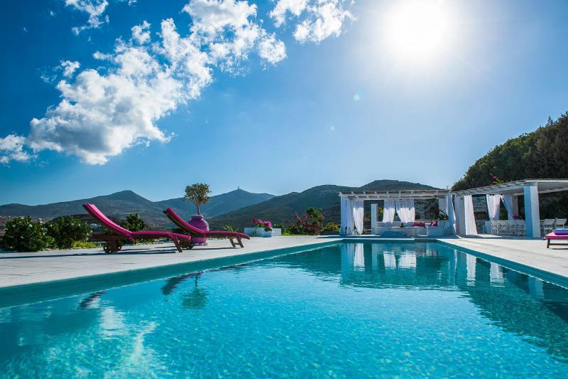 Villa Lennox, Sleeps 8 - Image 1 - Lefkes - rentals