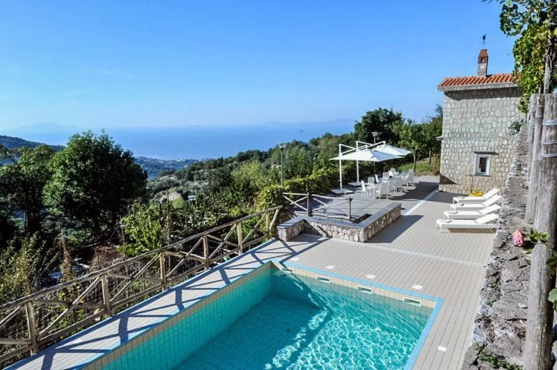 Villa 77, Sleeps 12 - Image 1 - Sorrento - rentals