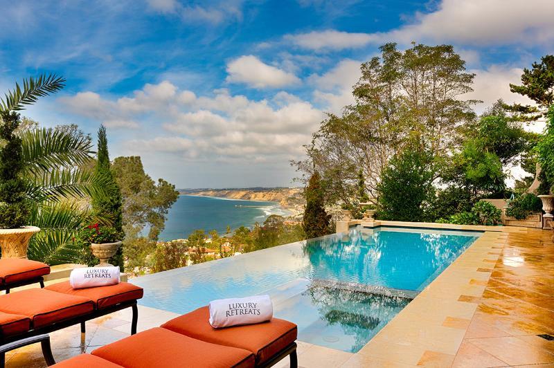 Villa St. Michele, Sleeps 10 - Image 1 - La Jolla - rentals