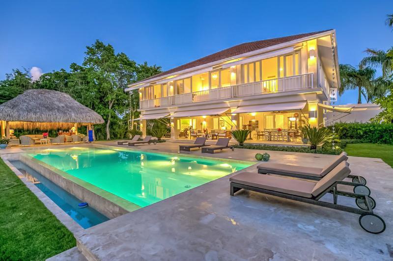Villa Buena Vida – Hacienda 13, Sleeps 10 - Image 1 - Punta Cana - rentals