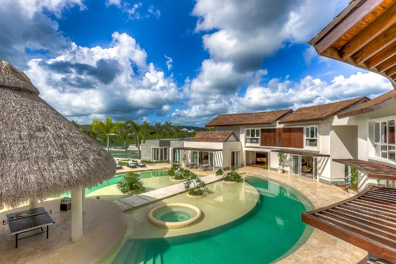 Tropical Dream Villa at Cap Cana, Sleeps 18 - Image 1 - Punta Cana - rentals