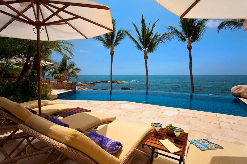 Villa Amapas South, Sleeps 14 - Image 1 - Puerto Vallarta - rentals