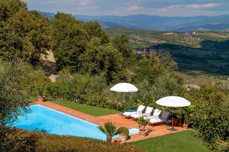 Villa Torre Il Fico, Sleeps 7 - Image 1 - Rignano sull'Arno - rentals