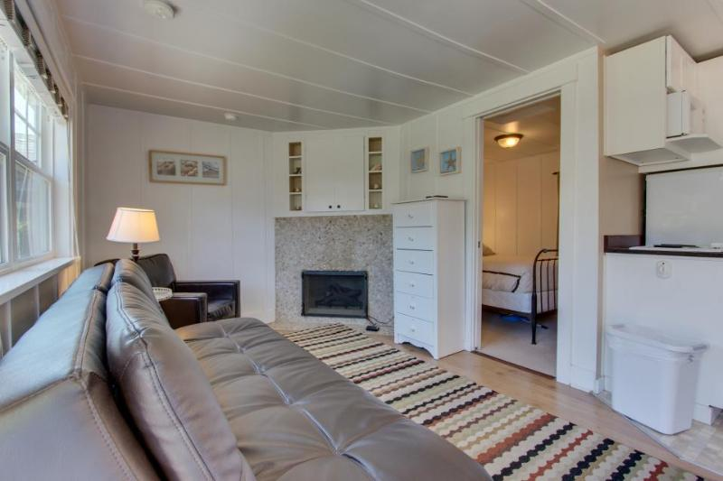 Colorful, dog-friendly cottage near beach & downtown await! - Image 1 - Cannon Beach - rentals