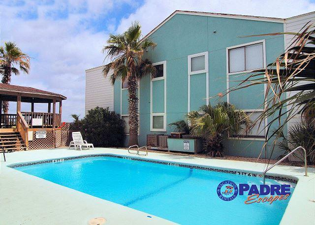 Complex pool available to guests - Enjoy an Affordable option that's Close to the Beach - Corpus Christi - rentals