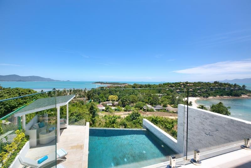 Turquoise Cove Villa beautiful home - Image 1 - Choeng Mon - rentals