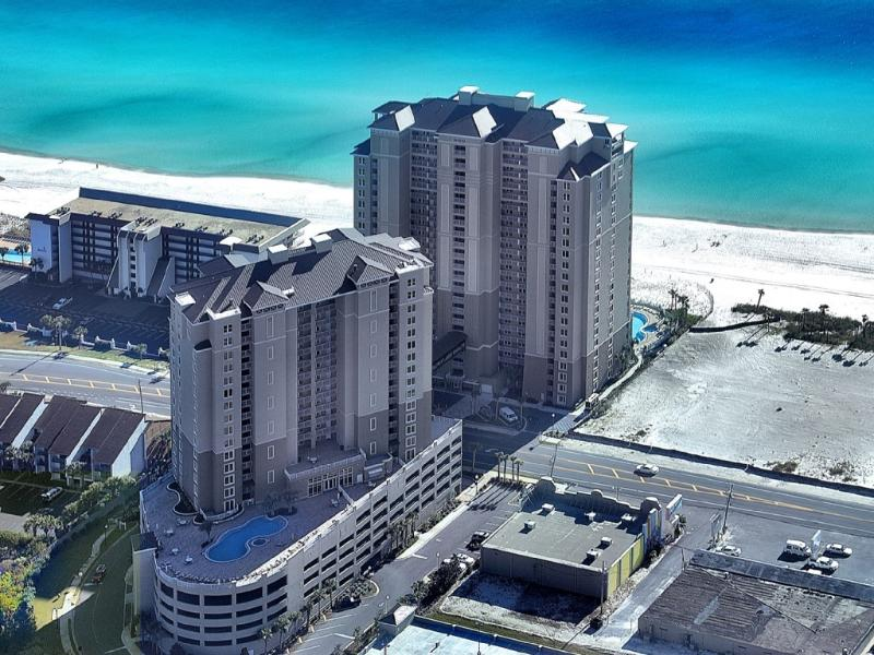 The Condo is in the beach front building. New luxury resort. - Grand Panama-Beachfront, 3 BR+Bunk-Luxury Condo - Panama City Beach - rentals
