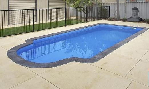 Sparkling below ground pool - QUINNS HEAVEN  OF QUINNS ROCKS - Quinns Rocks - rentals