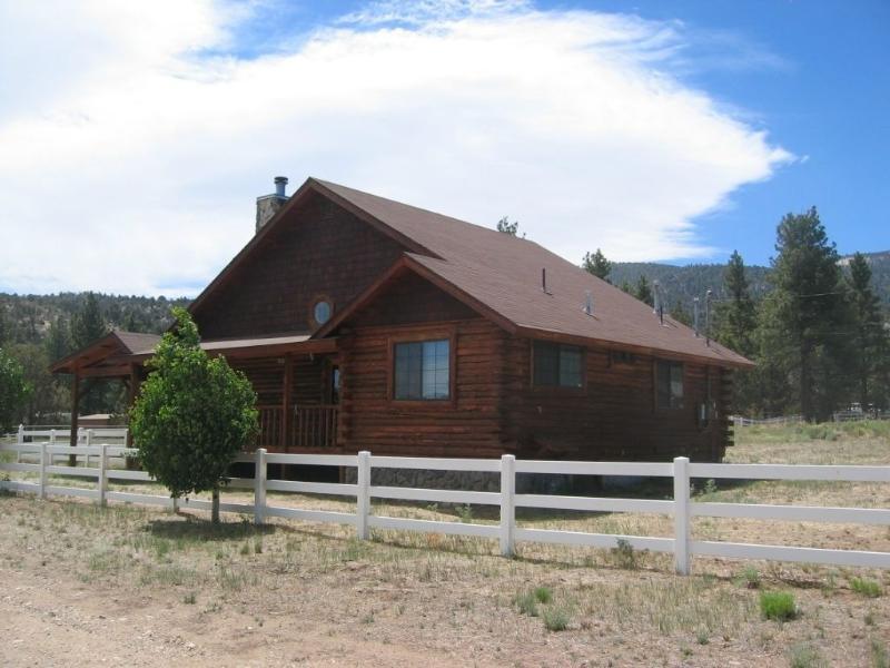 Log Cabin Ranch - Image 1 - Big Bear City - rentals