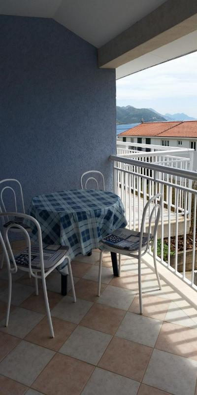 SA5(3): terrace - 001OREB SA5(3) - Orebic - Orebic - rentals