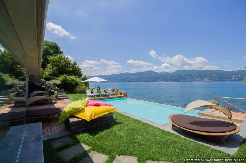 Villa Beatrice holiday vacation large villa rental italy, italian lakes - Image 1 - Ispra - rentals