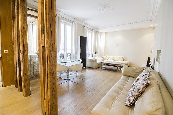 Living Room - Madeleine - Greff - Paris - rentals