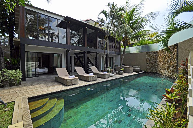 Mertanadi 3BR Luxury Villa 2mins frm eat st Seminy - Image 1 - Kerobokan - rentals