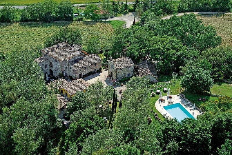 Villa la Commenda - Image 1 - Anghiari - rentals
