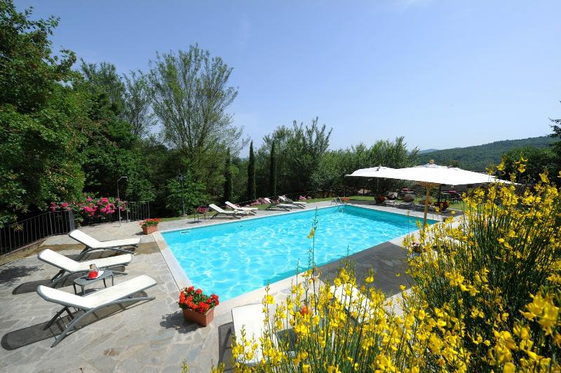 7 bedroom Villa in Anghiari, Arezzo and surroundings, Italy : ref 2293980 - Image 1 - Anghiari - rentals