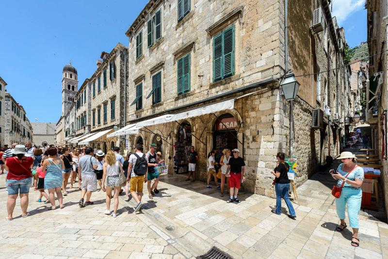 Self-catering 2 floor apartment, old city center - Image 1 - Dubrovnik - rentals