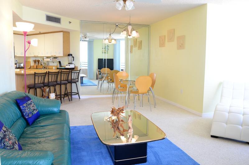 $eptember $pecials - Ocean Atrium#1006 -Ocean View - Image 1 - Ormond Beach - rentals