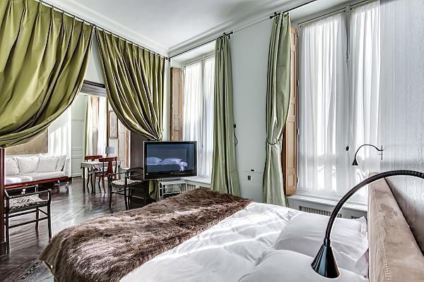 Bedroom - Saint Germain des Pres - Université - Paris - rentals