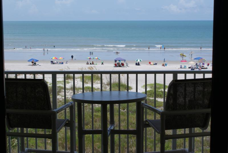 Awesome Direct Beachfront View - Sandcastles - Awesome DIRECT BEACHFRONT View - Cocoa Beach - rentals