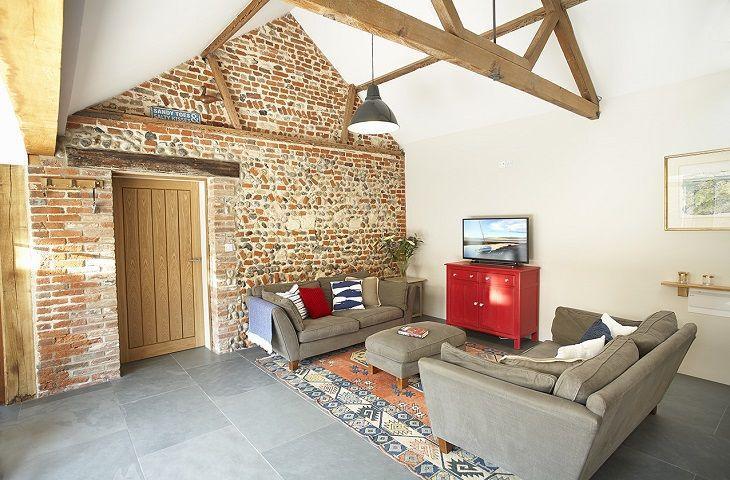 Bromholm Barn - Image 1 - Ridlington - rentals