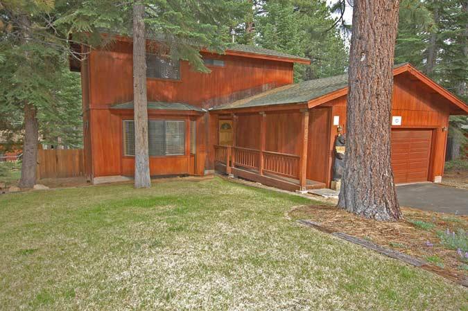 Exterior - 1951 Koyukon - South Lake Tahoe - rentals