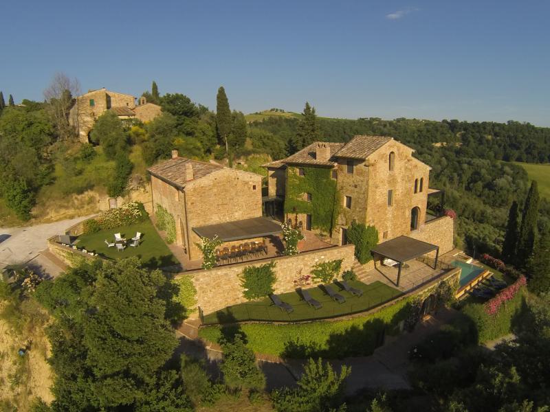 villa il santo view - Luxury villa in Chianti, Tuscany Villa il santo - Barberino Val d'Elsa - rentals