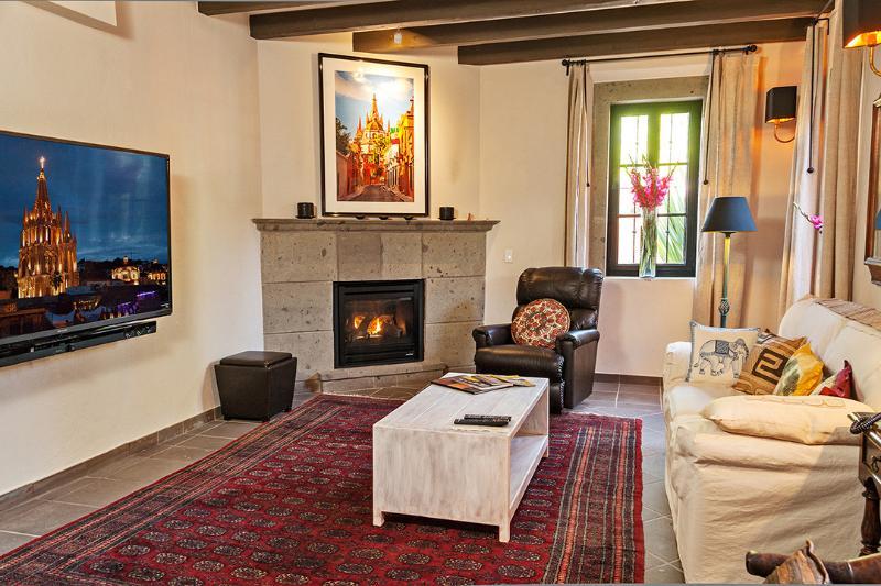 Casa Rosewood Hotel - Image 1 - San Miguel de Allende - rentals