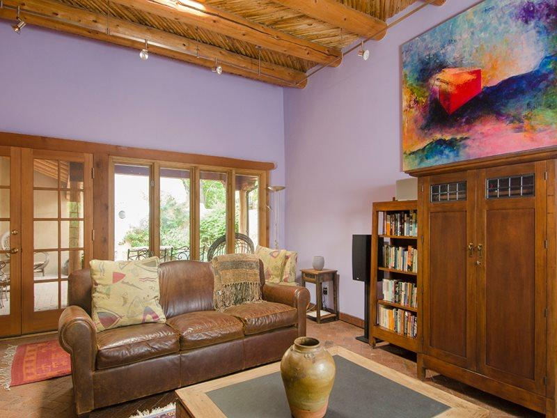 Living Room - Santa Fe Treasure - Santa Fe - rentals