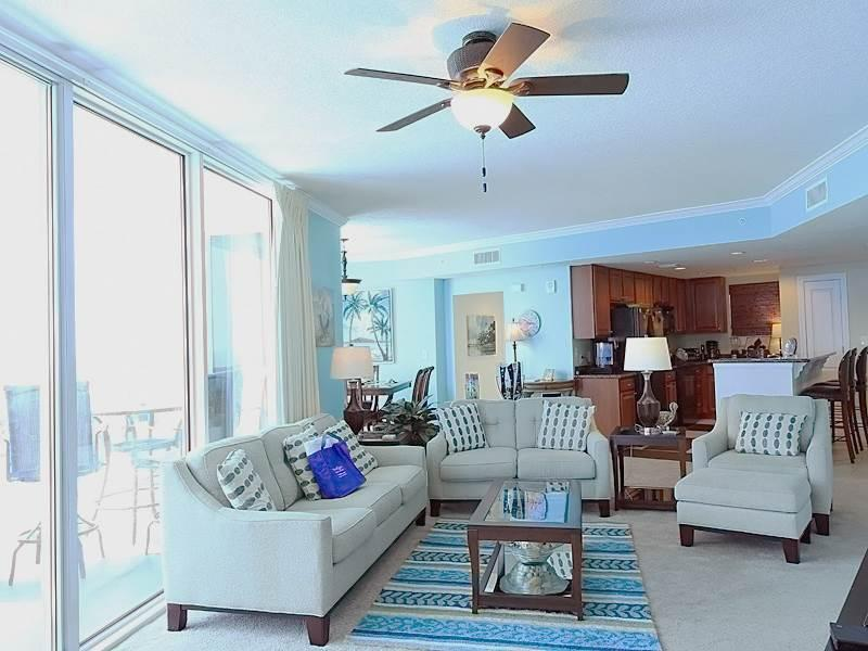 Palazzo Condominiums 1108 - Image 1 - Panama City Beach - rentals