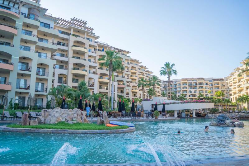 Beautiful Villa La Estancia Los Cabos resort pool. - Beautiful 2BR/3BA Condo~Villa La Estancia Cabo - Cabo San Lucas - rentals