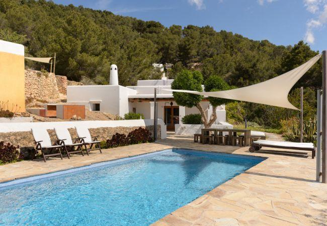 4 bedroom Villa in San Josep, Ibiza, Ibiza : ref 2132835 - Image 1 - Es Cubells - rentals