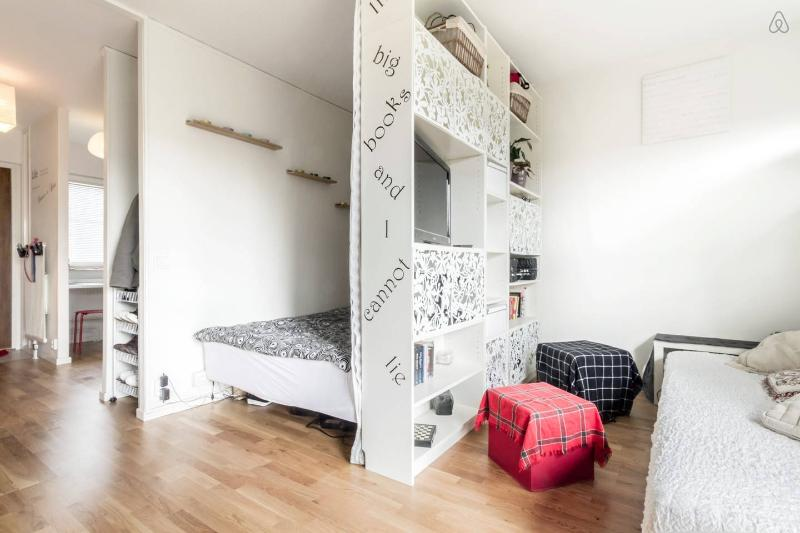 modern cozy studio in a green area - Image 1 - Lund - rentals