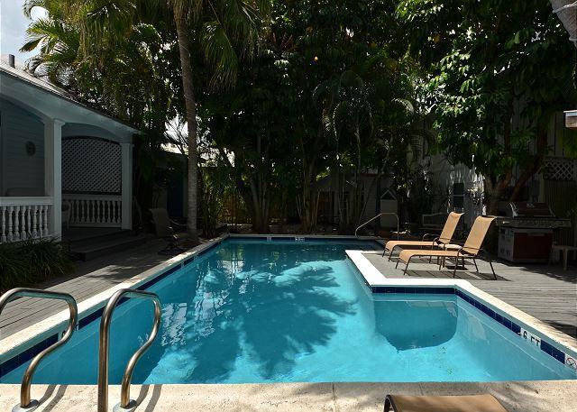 Sun Also Rises #2 - Papa`s Hideaway Historic Inn - Studio (2nd Flr) - Image 1 - Key West - rentals