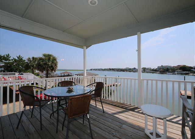 Vonnie's View - 7 bedroom house with a dock and deep water boat access - Image 1 - Wrightsville Beach - rentals